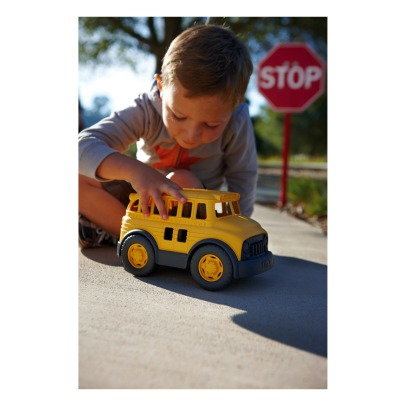 Green Toys School Bus-listing