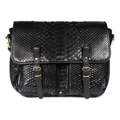 Craie Maths Python Skin Reversible Bag -listing