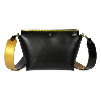 Craie Alchimie Leather Shoulder Bag -listing