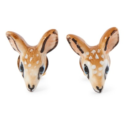 Nach Mini Deer Earrings-listing