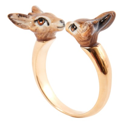 Nach Face To Face Deer Ring-listing