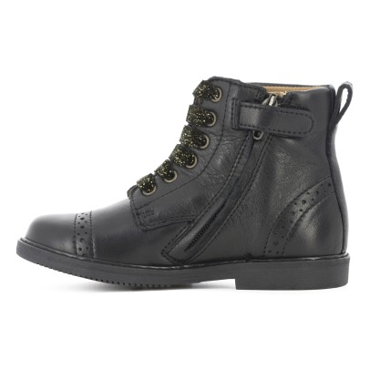 Pom d'Api City Brogue Ankle Boots -listing