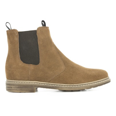 Pom d'Api Chelsea Boots Velours Brother Jodzip-listing