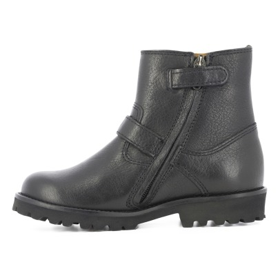 Pom d'Api Roadster Buckle Boots -listing