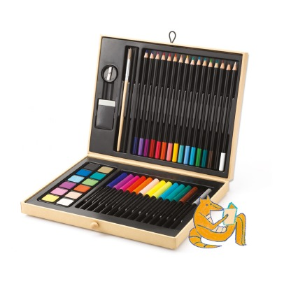 Djeco Box of Colours -listing