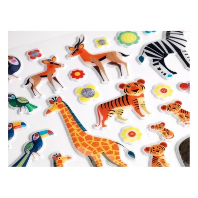 Djeco Maman et Petits Stickers -listing