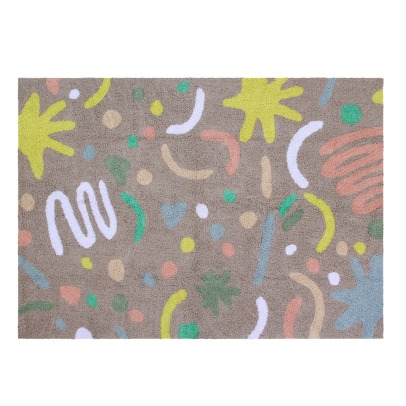 Lorena Canals Tapis Party lavable-listing