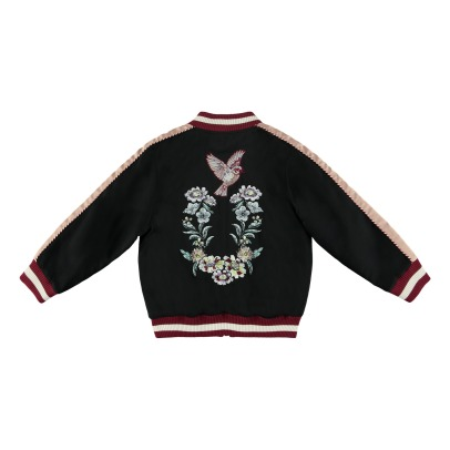Stella McCartney Kids Bomber Ricamato Willow -listing