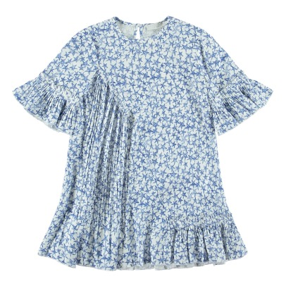 Stella McCartney Kids Vestito Tencel Viola -listing