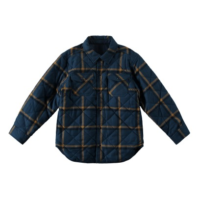 Stella McCartney Kids Jackenhemd umkehrbar Hunter-listing