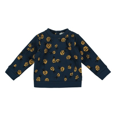 Stella McCartney Kids Sweatshirt Fleece Bio-Baumwolle Biz-listing