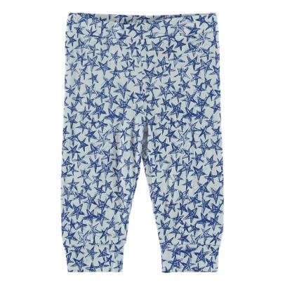 Stella McCartney Kids Leggings Cotone Bio Stelle Giggle -listing