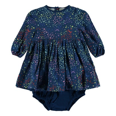 Stella McCartney Kids Floral Dress + Bloomers-listing