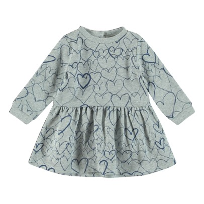 Stella McCartney Kids Marion Organic Cotton Dress-listing