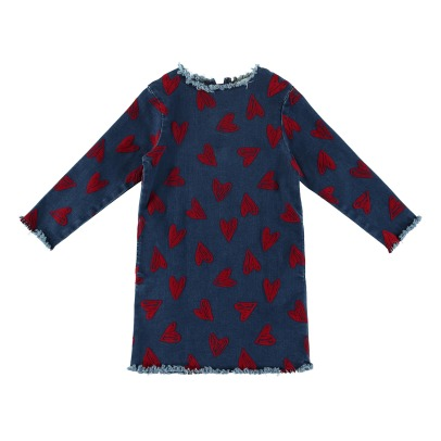 Stella McCartney Kids Darcey Organic Cotton Dress-listing