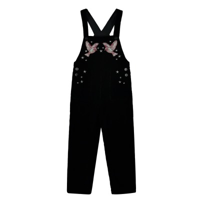 Stella McCartney Kids Salopette Velours Souple Miranda-listing
