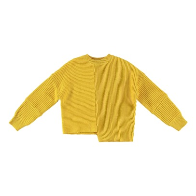 Stella McCartney Kids Megan Organic Cotton and Wool Jumper-listing