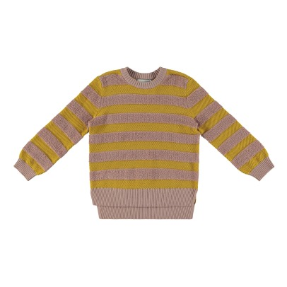 Stella McCartney Kids Adria Organic Cotton and Merino Wool Jumper-listing