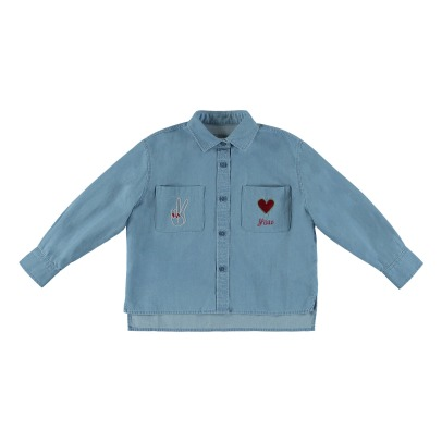 Stella McCartney Kids Camicia Alyson -listing