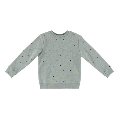 Stella McCartney Kids Sweatshirt Bio-Baumwolle Betty-listing