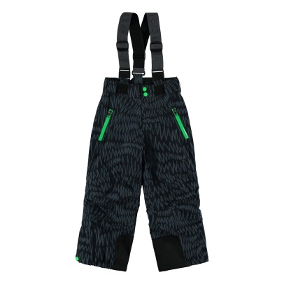 Stella McCartney Kids Pantalon de Ski Bretelles Bolt-listing