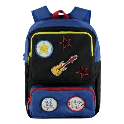 Stella McCartney Kids Zainetto con Patches Rocket -listing