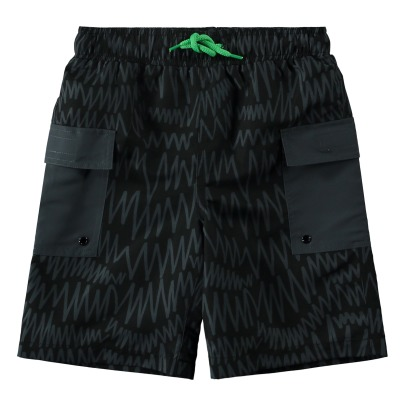 Stella McCartney Kids Oswald Swimming Trunks - Sport Collection -listing