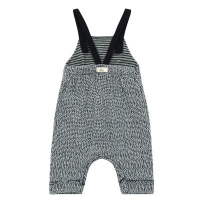 Buho Diego Tweed Dungarees -listing