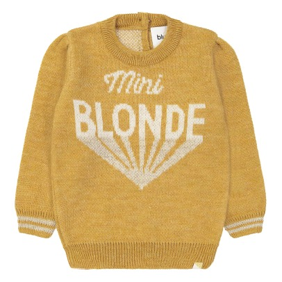 Blune Kids Pullover Mini Blonde -listing