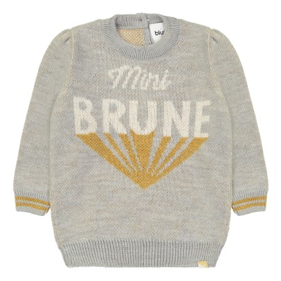 Blune Kids Pull Mini Brune-listing
