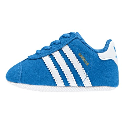 Adidas Crib Gazelle Lace-up Slippers-listing