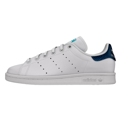 Adidas Stan Smith Snake Detail Lace-up Trainers-listing