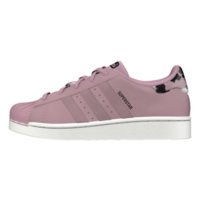 Adidas Baskets Lacets Cuir Camouflage Superstar-listing