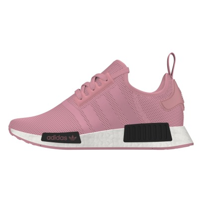 Adidas NMD Lace-up Canvas Trainers-listing