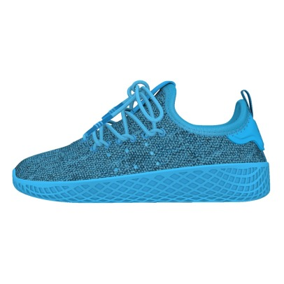 Adidas Pharrell Williams Lace-up Canvas Trainers-listing
