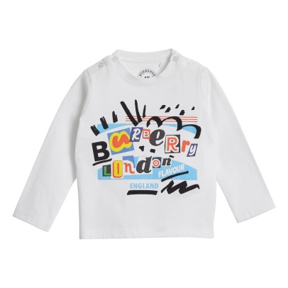 Burberry T-Shirt Flavour-listing