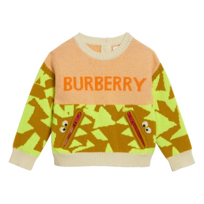 Burberry Pull Cachemire Dawn-listing