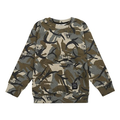 Soft Gallery Sweat Camouflage Konrad-product