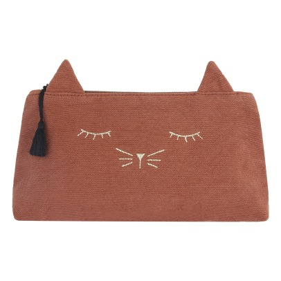 Emile et Ida Mine Cat Pencil Case-listing