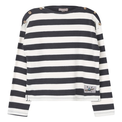 Emile et Ida Striped T-shirt -listing