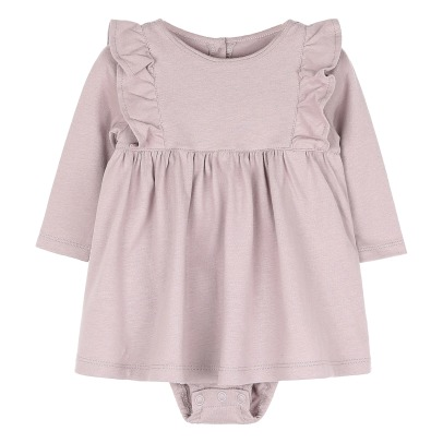 Emile et Ida Robe Body Volants-product