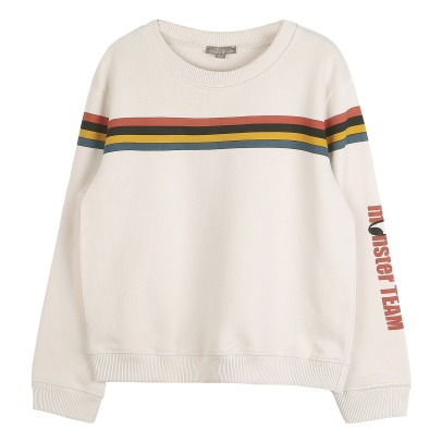 Emile et Ida Striped Sweatshirt -listing