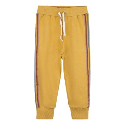 Emile et Ida Jogging Bottoms with Lateral Strieps -listing