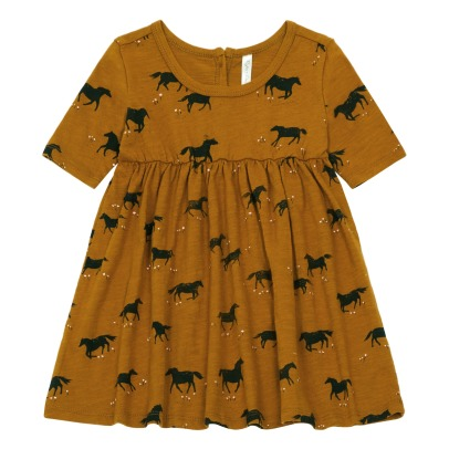 Rylee + Cru Horses Dress -listing