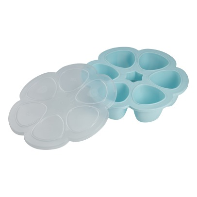 Béaba Multiportion Silicon Plate 6x150ml-listing