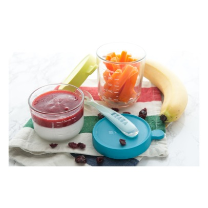 Béaba Glass Lunch Box - 150ml and 250ml-listing
