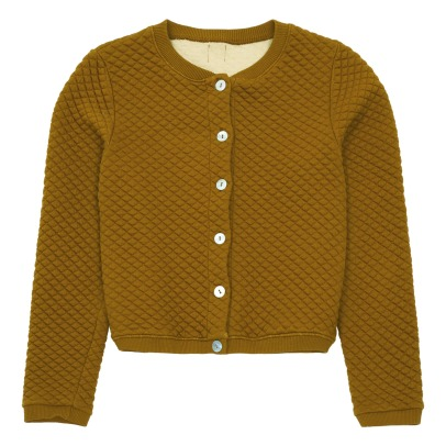 Le Petit Germain Cardigan Molleton Gio-product
