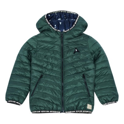 Scotch & Soda Reversible Down Jacket -listing