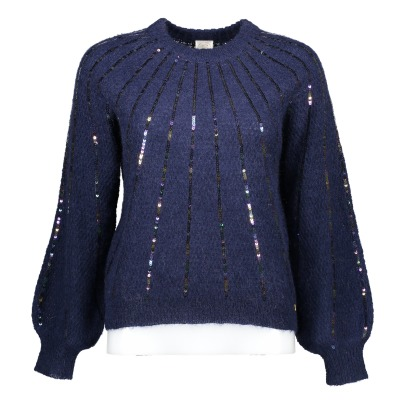 Des petits hauts Pullover Lana Mohair Banille -listing