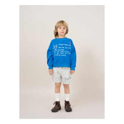 Bobo Choses W.I.M.A.M.P Organic Cotton Sweatshirt -listing